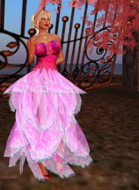 Flower Dress by Misteria Loon
