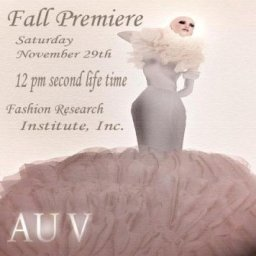 AU V Late Fall Fashion Premiere