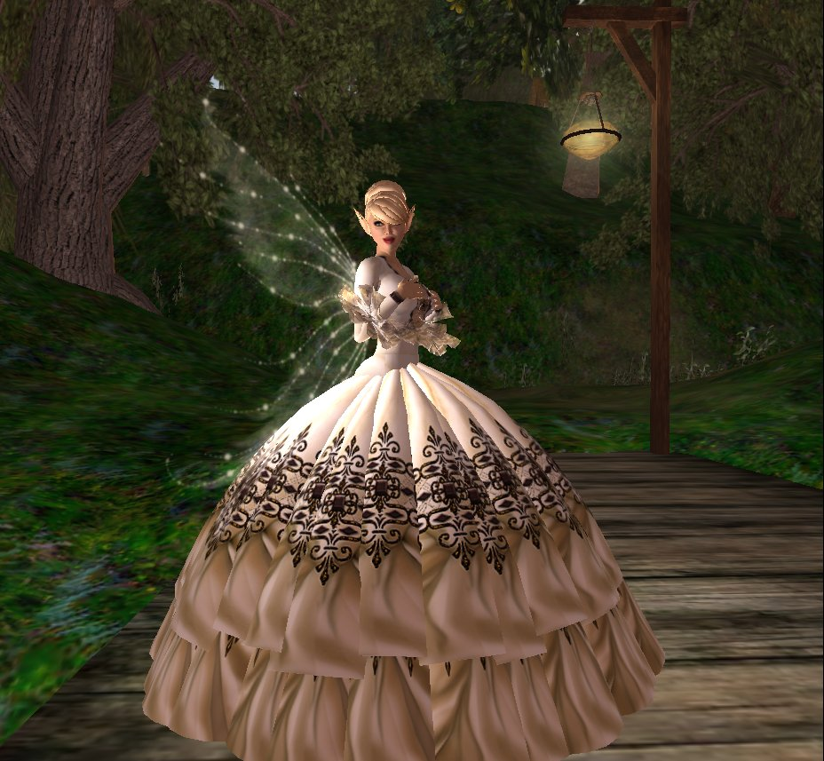 Contessa Gown, from Debutante, now in Eldemar