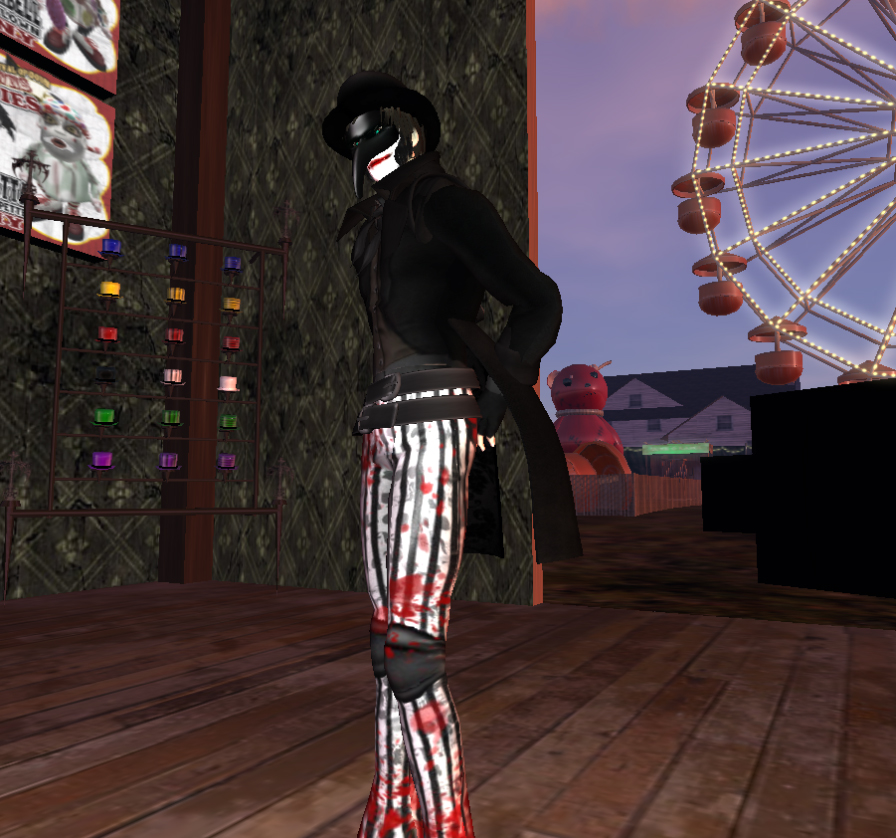 "Rezzable ""Clowns"""
