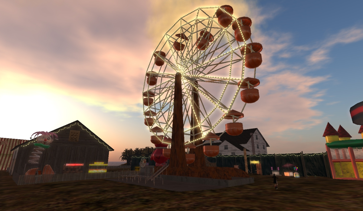Rezzable's Carnival of Doom