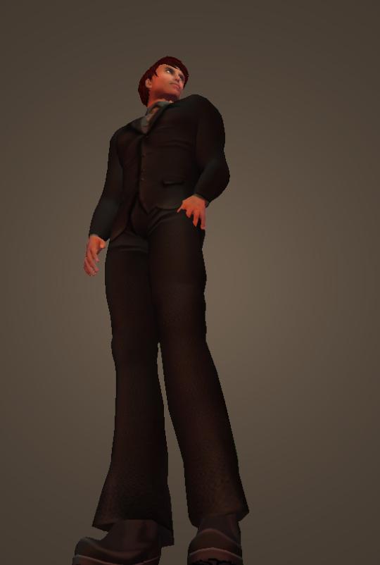 Corporate Menswear by Shenlei Flasheart