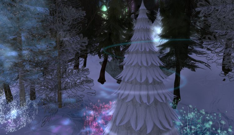 Christmas in Oubliette