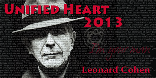 Unified Heart 2013 Profile Pick