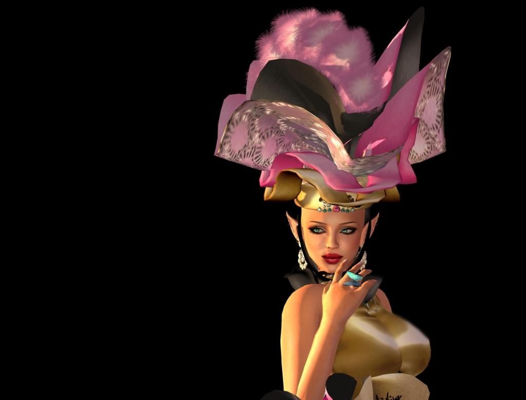 donna flora venice hat