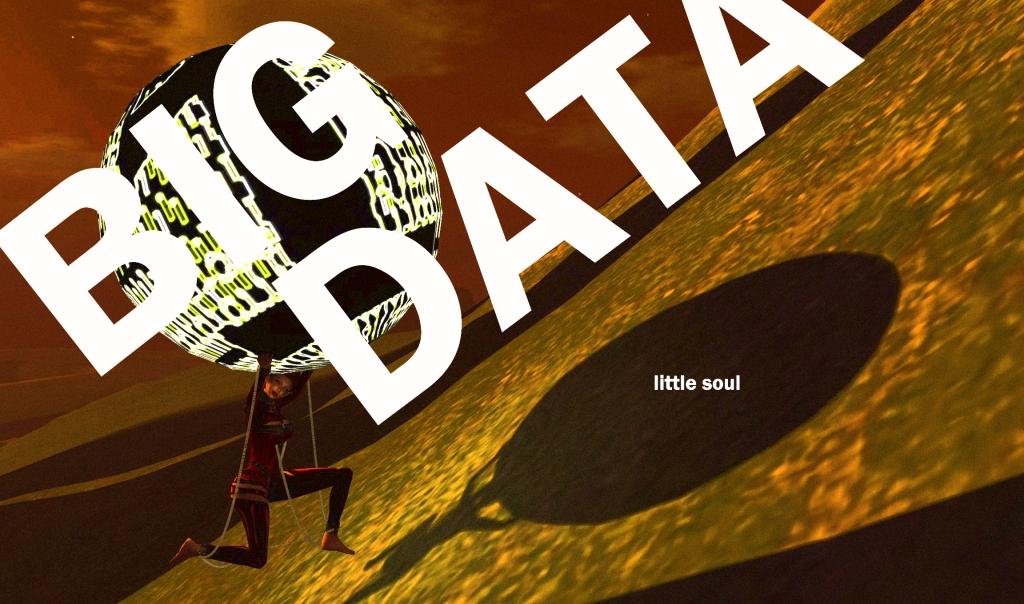 sfs stream Big Data Little Soul