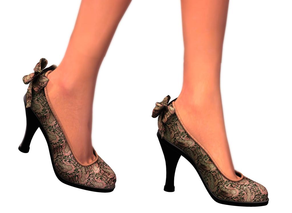 electica shoes apricot