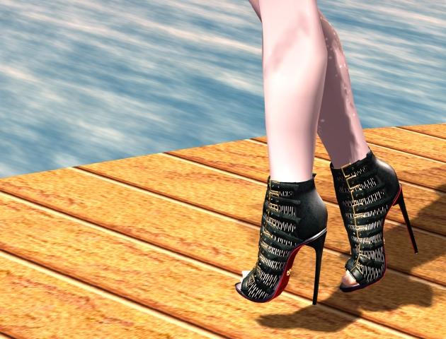 POE shoes