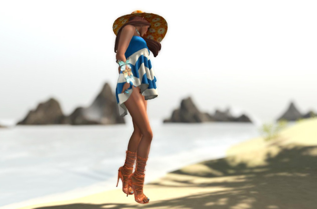 beach-side