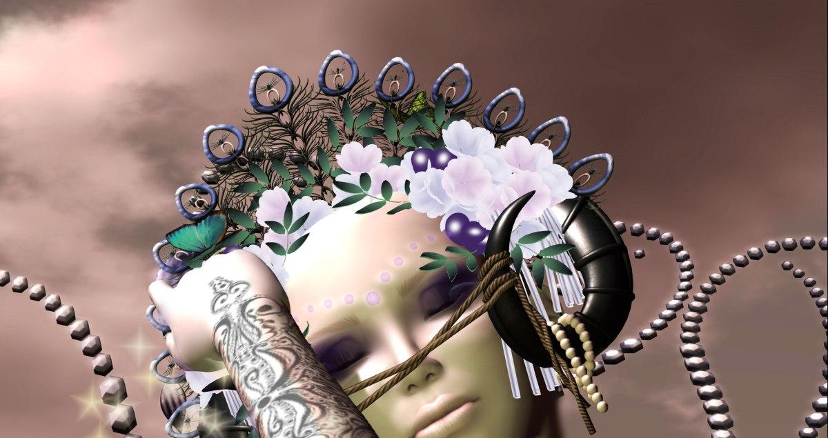Day-9-In-flight-headdress